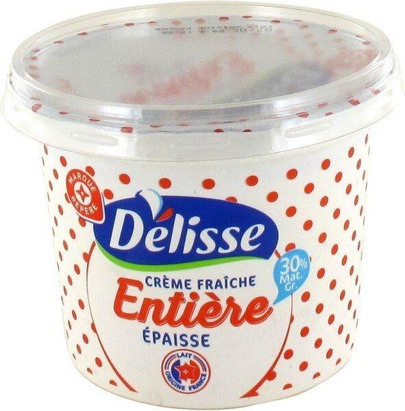 Crème fraîche entière épaisse 30% mg - Product