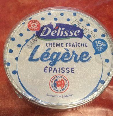 Crème fraîche - Produit