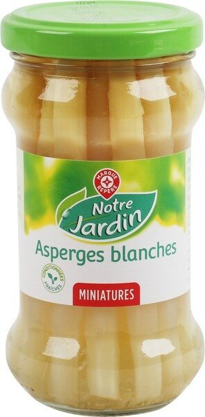 Asperges blanches petites - Product - fr