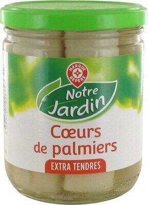 Coeurs de palmier bocal - Product - fr