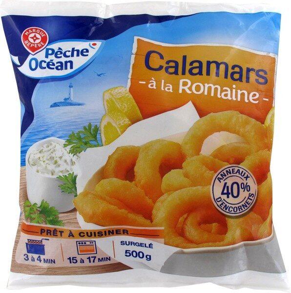 Calamars à la Romaine - Product - fr
