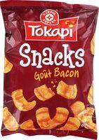 Snacks au bacon - Produit - fr