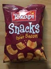 Snacks gout bacon - Produit