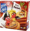 Fourrés ronds chocolat pocket x 20 - Product