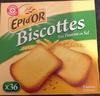 Biscottes très pauvres en sel - Product