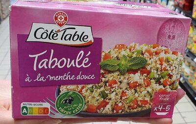 Taboulé à l'huile d'olive vierge extra - Product - fr