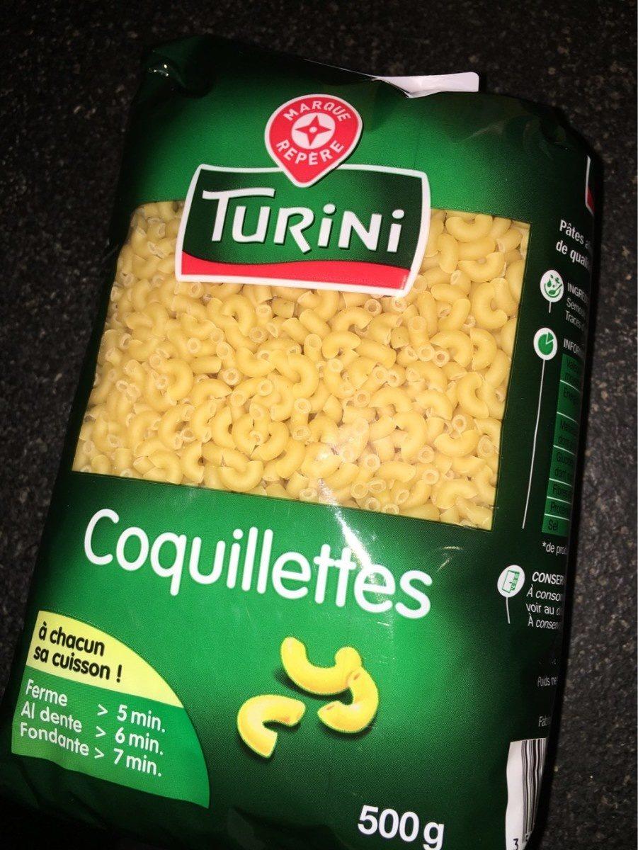 Coquillettes turini 500 g - Cuisine turini ...