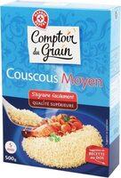 Couscous grains moyens - Prodotto - fr