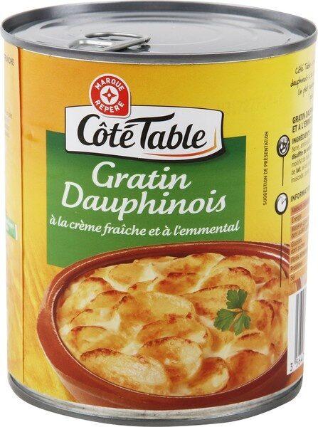 Gratin dauphinois - Product - fr