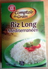 Riz Long Méditerranéen - Produit