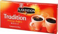 Café moulu tradition - Produit - fr