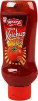 Ketchup épicé souple - Produit - fr