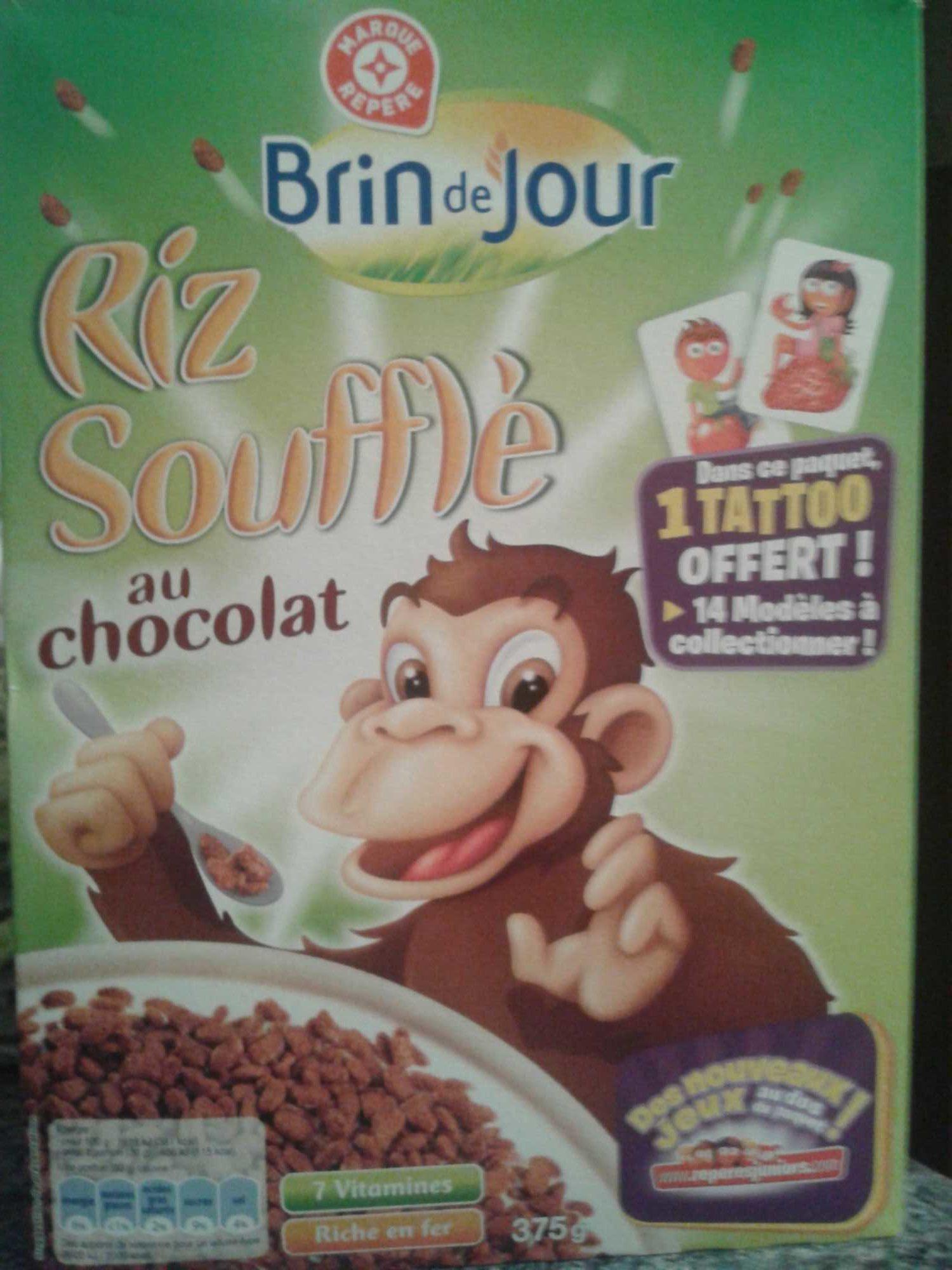 Riz Soufflé au Chocolat - Produit - fr