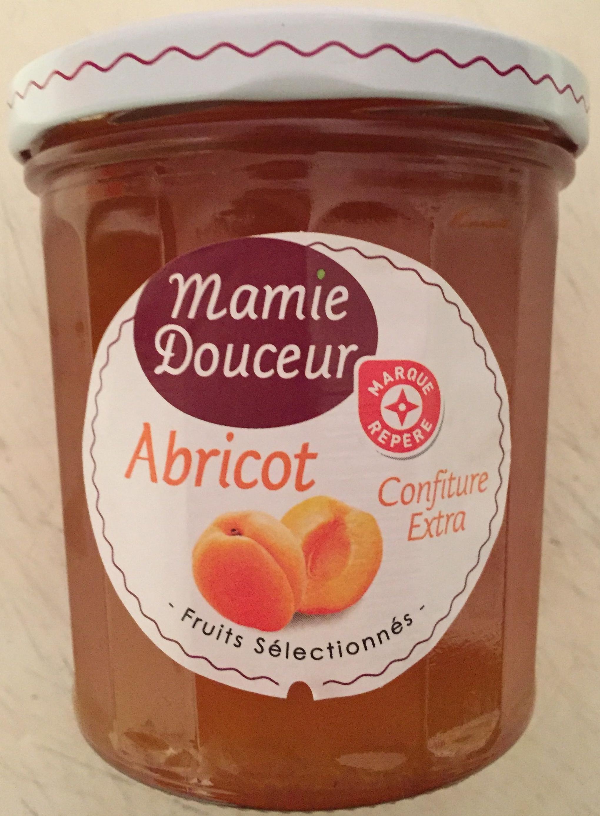 confiture abricot douce