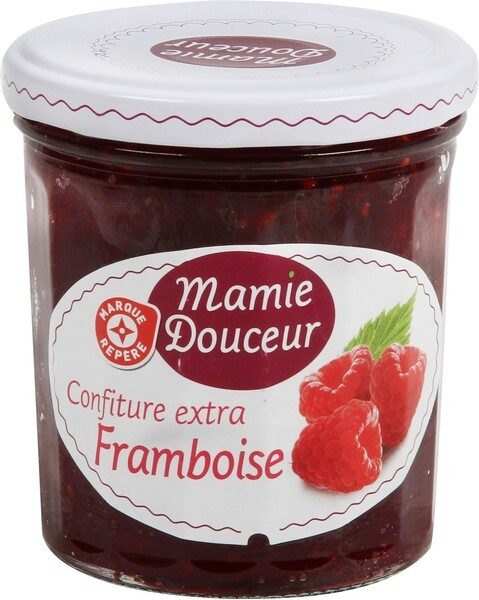 Confiture extra framboise - Produit - fr