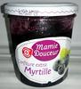 Confiture Extra Myrtilles - Produit