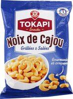 Noix de cajou grillées et salées - Produit - fr