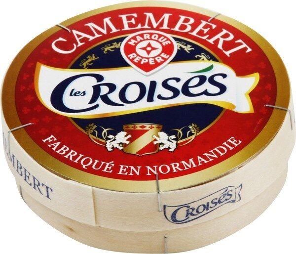 Camembert 20% Mat. Gr. - Produit - fr