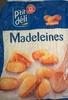 P'tit déli madeleine - Produit