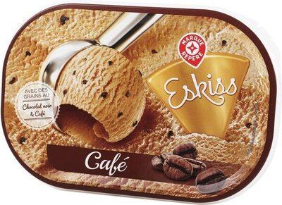 Crème glacée café - Produit