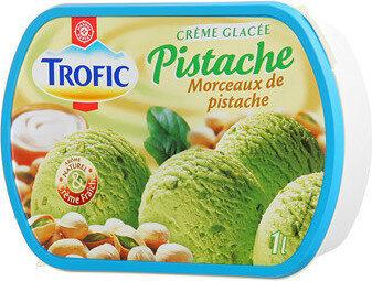 Crème glacée pistache - Product - fr