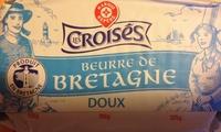 Beurre de Bretagne Doux (82 % MG) - Produit