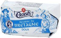 Beurre de bretagne doux - Product - fr