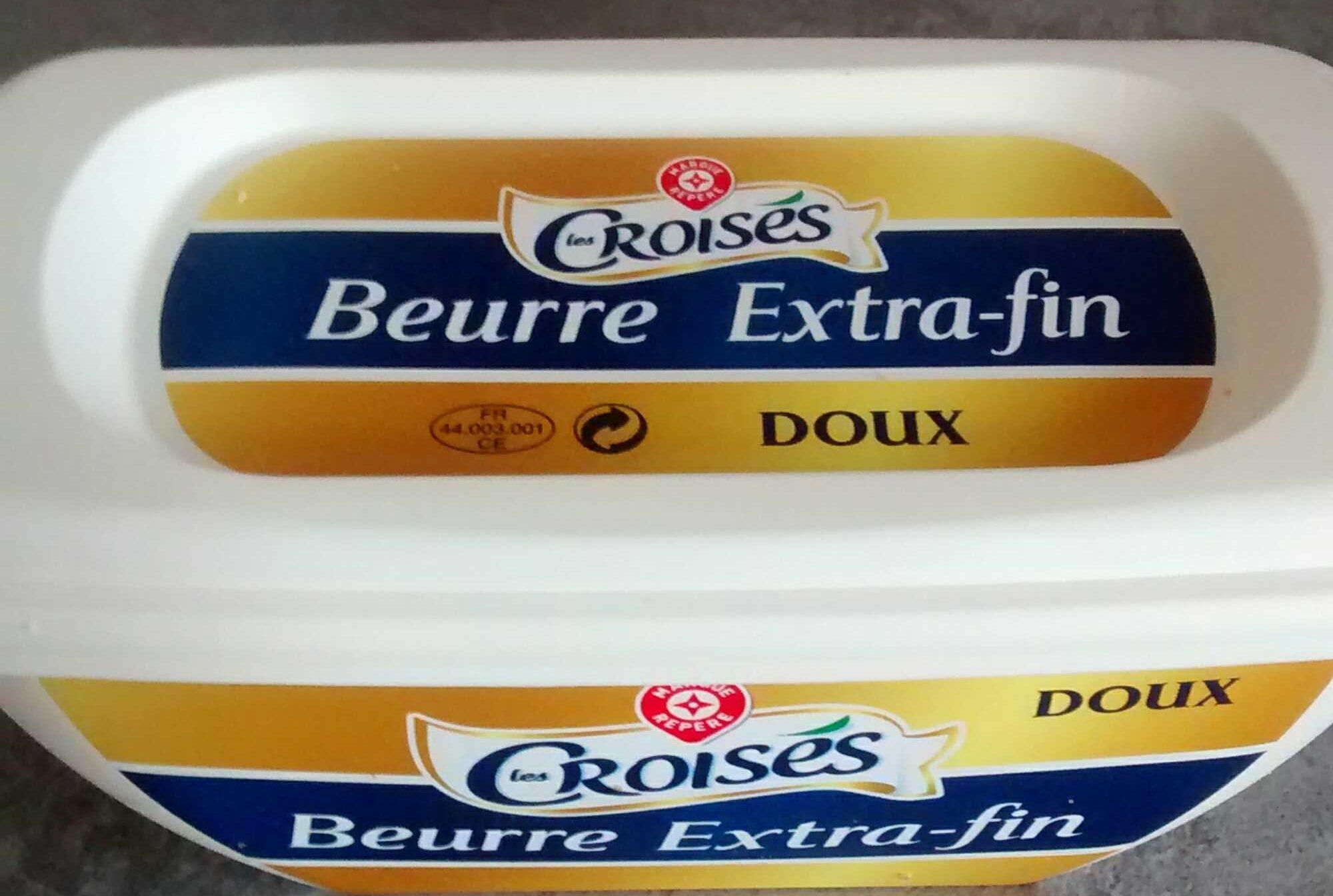 Beurre Extra-Fin Doux - Produit