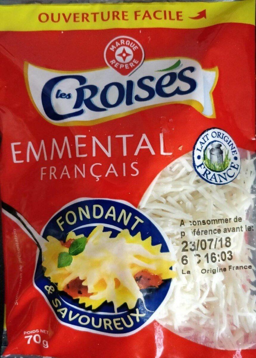 Emmental râpé 29% Mat. Gr. - Product - fr