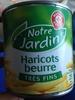 Haricots beurre très fins - Produit