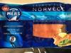 Saumon fumé de Norvège A.S.C. 8 tranches - Product