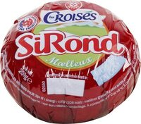 Fromage rond sous cire 28% - Product - fr