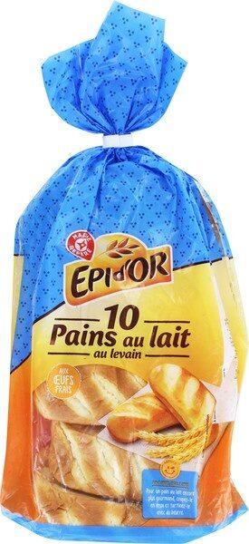 Pains au lait x10 - Product