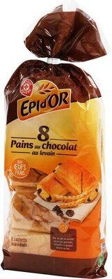 Pains au chocolat x 8 - Produit