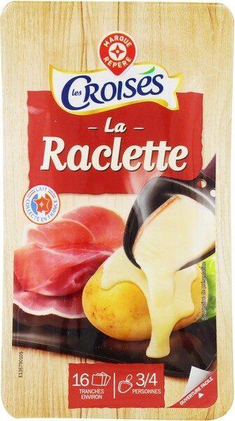 Raclette nature 26%mg - Produit - fr