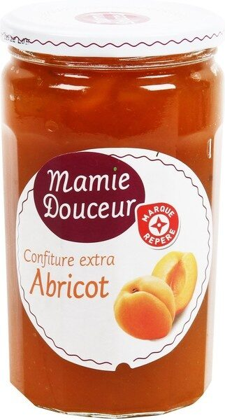 Confiture extra abricot - Product - fr