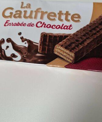 Gaufrettes enrobées chocolat - Product - fr