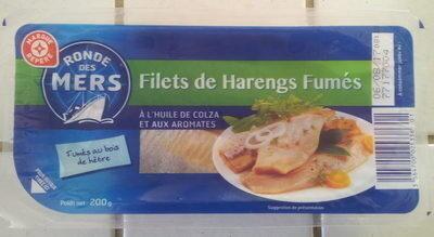 Filets de hareng tout prêts - Produit - fr