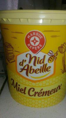 Miel crémeux toutes fleurs - Ingredients - fr