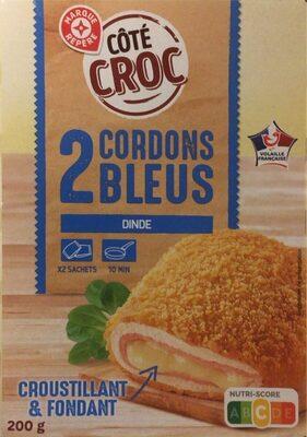 Cordon bleu de dinde - Product - fr