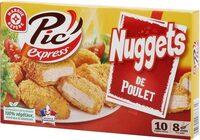 Nuggets de poulet x10 - Product