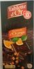 Noir écorces d'orange confites - Produit