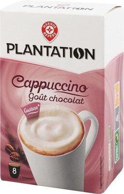 Cappuccino chocolat 8 sachets - Produit - fr