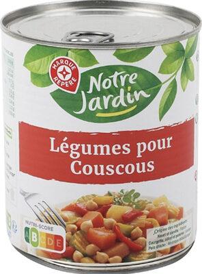 Légumes couscous - Produit - fr