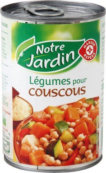 Légumes couscous - Produit