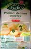 Pommes de terre entières épluchées Marque Repère - Product