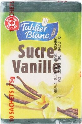 Sucre vanille - Product - fr