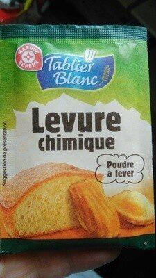 Levure chimique - Produit - fr