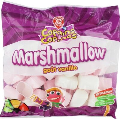 Marshmallows goût vanille - Produit
