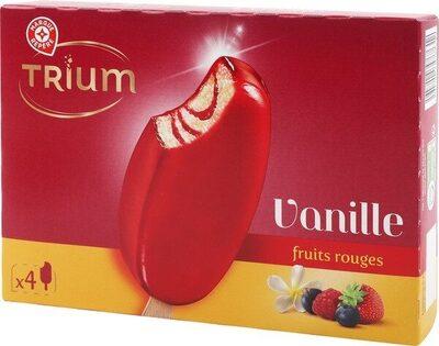 Trofi'fruit fruits rouges x 4 - Product